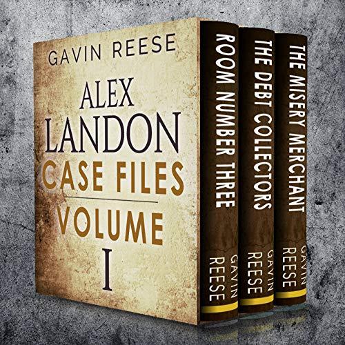 Alex Landon Case Files Collection
