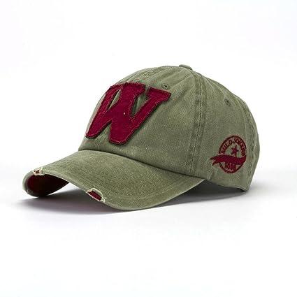 Gorras Beisbol ❤️Amlaiworld Hombre Mujer Sombreros Snapback Unisexo Verano  Gorras de béisbol del Hockey de 974da768b6f