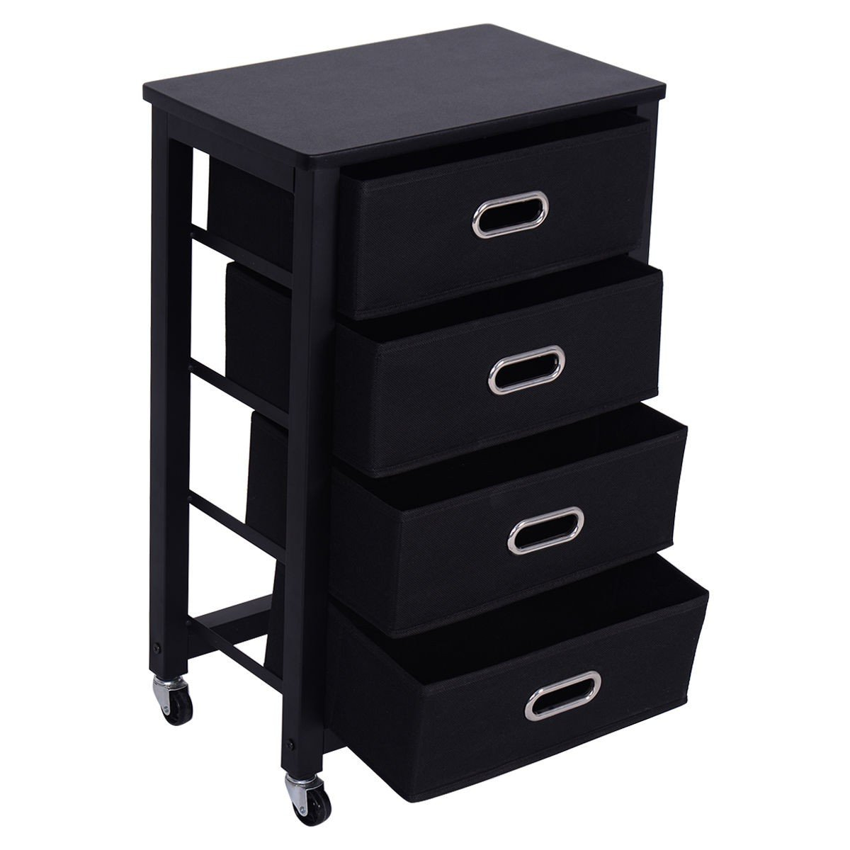 Rolling Heavy Duty File Cabinet with ebook by MRT SUPPLY (Image #4)
