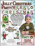 ScrapSMART - Jolly Christmas Party Kit - Jpeg & PDF Files (CDXMASP168)