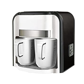 HUWAI YFK Doble Taza de café de la máquina de Negocios del hogar máquina de café