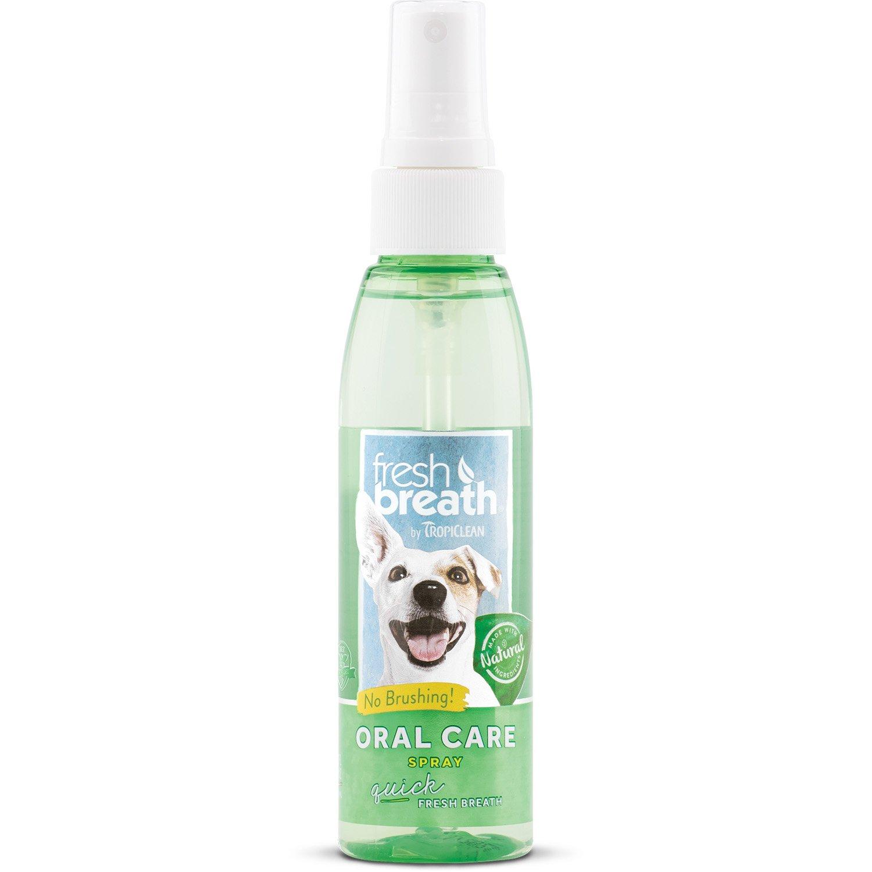 Tropiclean Fresh Breath Oral Care Spray