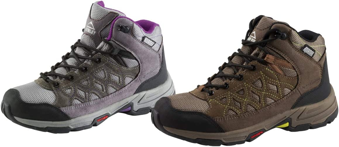 Intersport Mckinley Zapatillas de Multi Cisco Hiker Mid AQX W ...