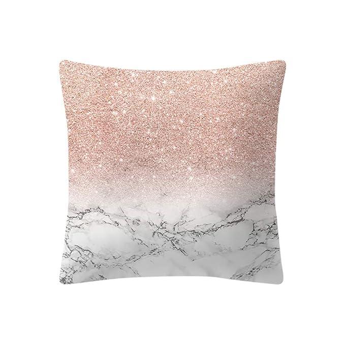 Funda de cojín Impresión de Patrones geométricos, para sofá, Cama, decoración del hogar,Funda de Almohada de 45cmX45cm,de Gusspower: Amazon.es: Hogar