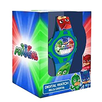 Disney PJ Masks reloj digitale regalo, pj17026