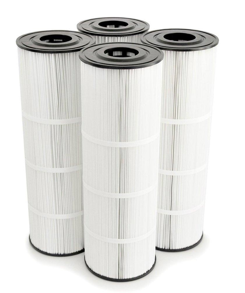 Excel Filters 4-PACK Jandy CL-460 XLS-705 fits Cartridge Unicel C-7468, Filbur FC-0810, Pleatco PJAN115, PJAN115-PAK4, Aladdin 21501, OEM A0558000