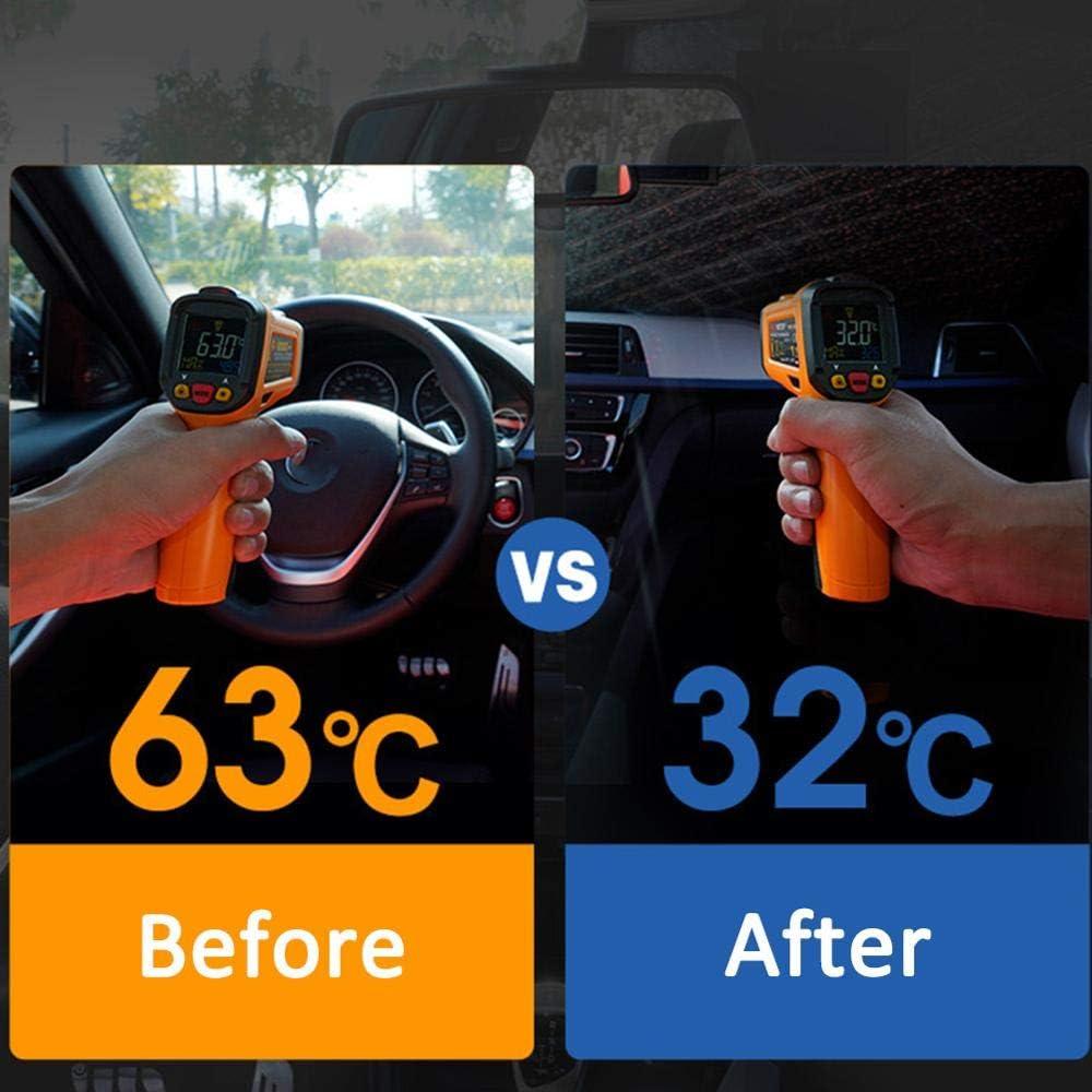 protection UV camions. SUV pare-soleil avant IANSISI Pare-soleil de voiture pour pare-brise pour la plupart des voitures parapluie universelle pare-soleil int/érieur pliable