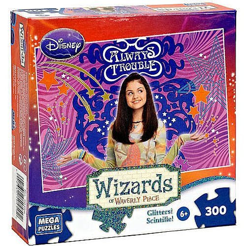 """Wizards of Waverly Place: Alex Russo """"Always Trouble"""" 300 Piece Puzzle"""