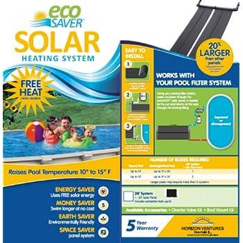 Amazon Com Fafco Solar Bear Economy Heating System For