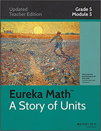 Amazon com: Eureka Math, A Story of Units: Grade 5, Module 5
