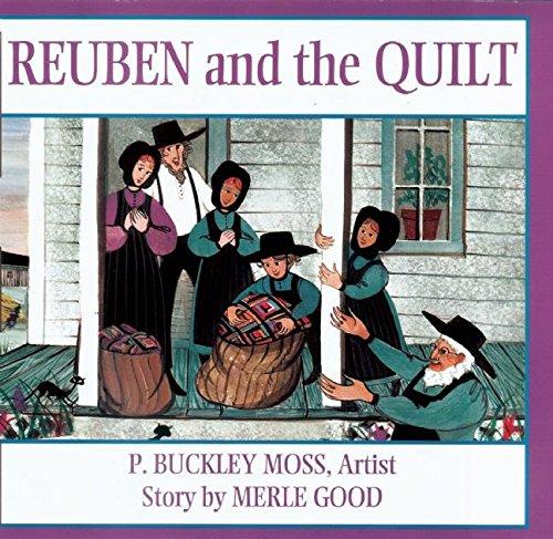 Reuben and the Quilt - Quilt Children Book