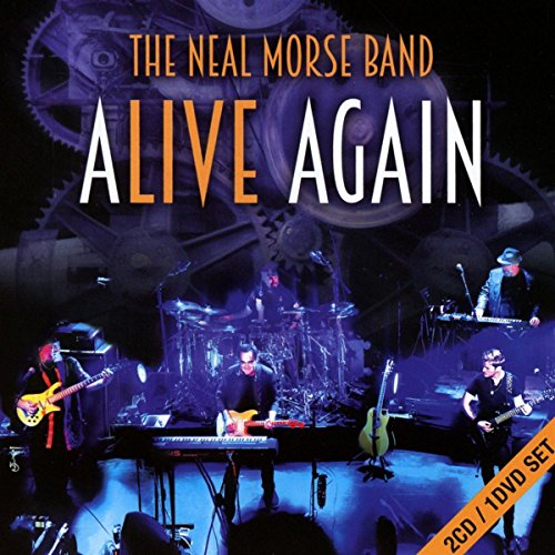 CD : Neal Morse - Alive Again (With DVD, 3 Disc)