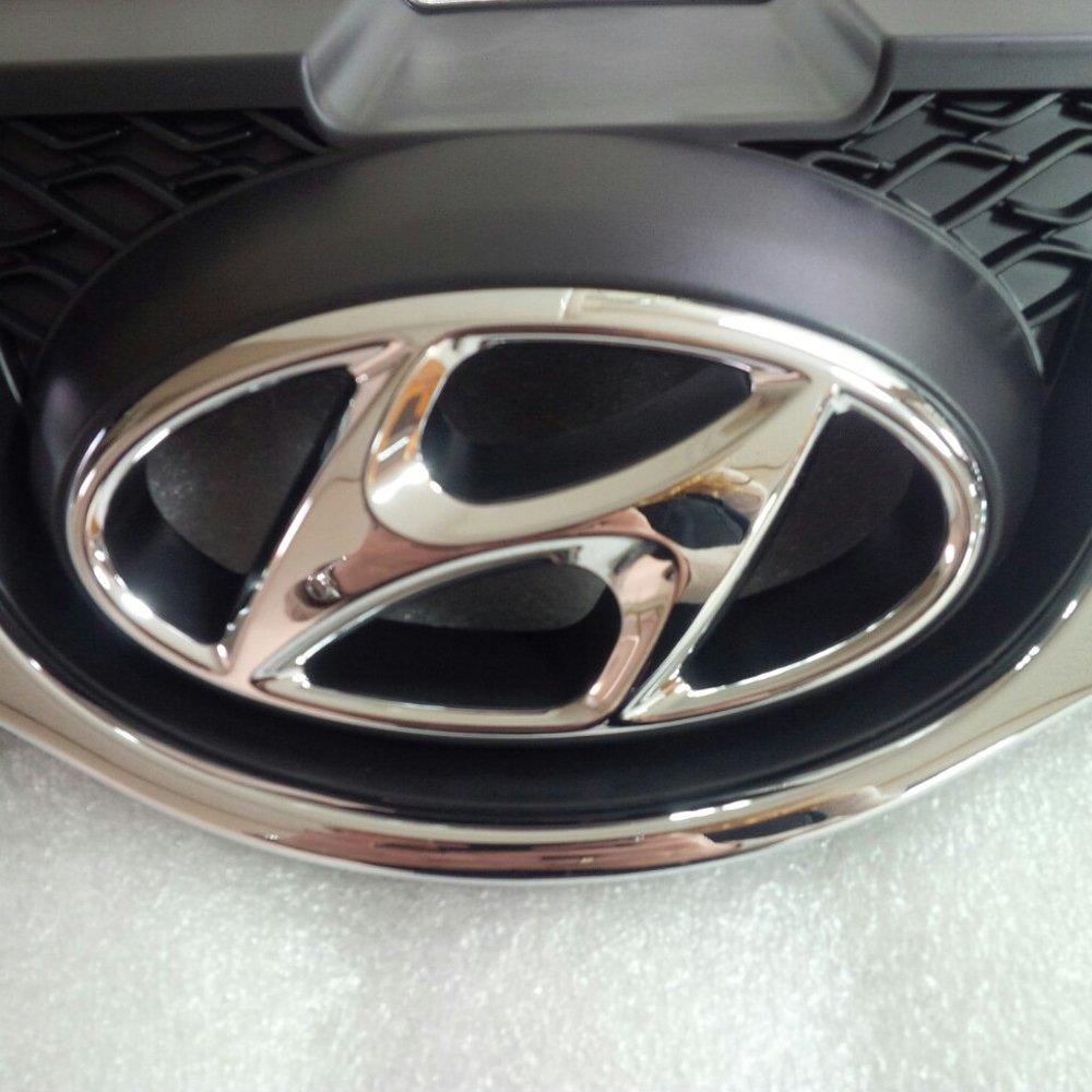 Hyundai Motors Genuine Front Hood Radiator Grill 1-pc Set For 2011 2012 Hyundai Veloster