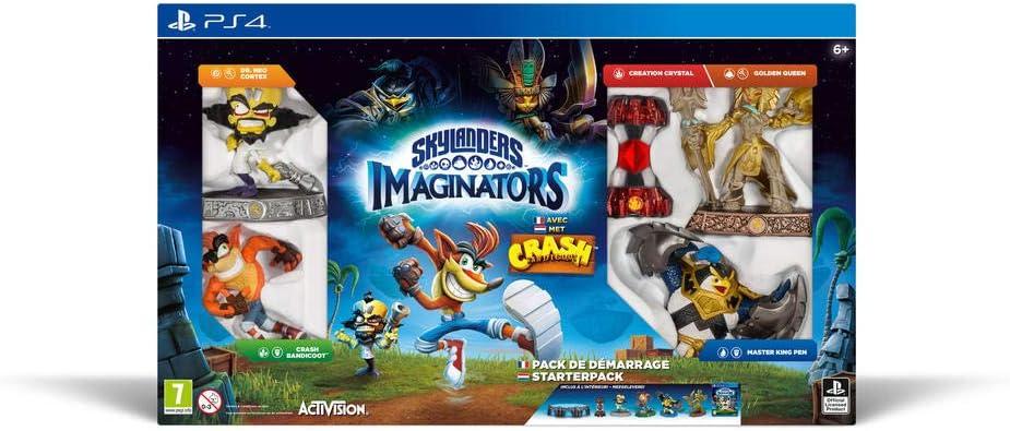 Skylanders: Imaginators - Crash Bandicoot - Pack De Démarrage [Importación Francesa]: Amazon.es: Videojuegos