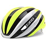 Giro Synthe MIPS Helmet White/Highlight Yellow, S