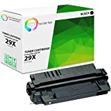 TCT Premium Compatible Toner Cartridge Replacement for HP 29X C4129X Black High Yield Works with HP Laserjet 5000 5000N 5000D