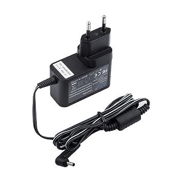 KFD Adaptador 12V 1.5A Cargador para Acer Aspire Switch 10 SW5-011, SW5-012 SW5-015, Switch 11 SW5-111, Acer Aspire Switch V 10 SW5-017, Acer Iconia ...