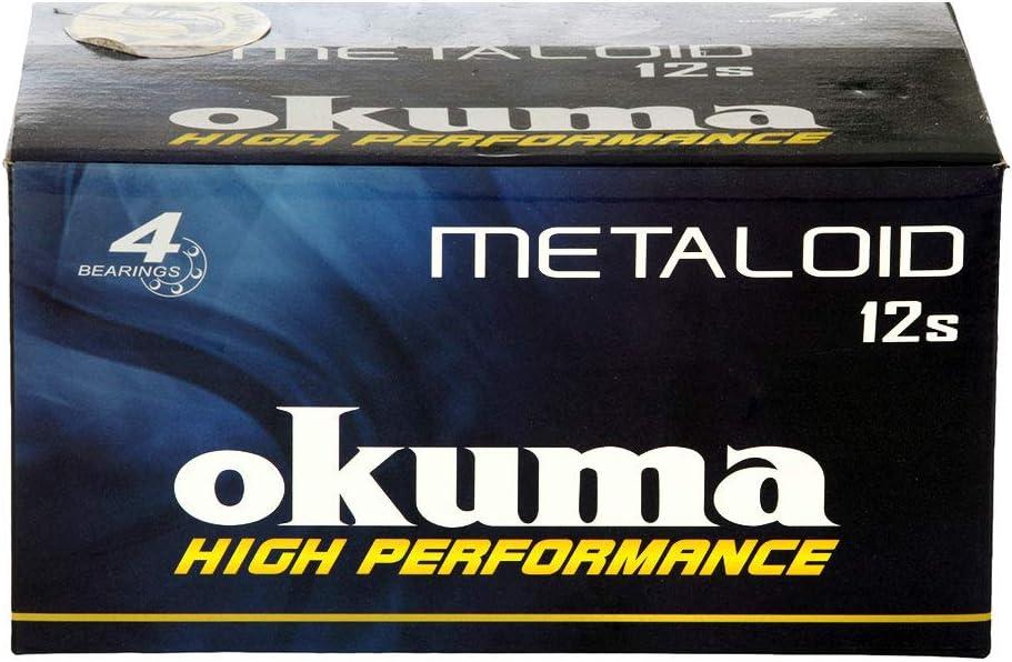 Okuma Metaloid Single Speed Multirolle