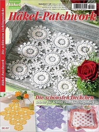 Oz Verlag Dekoratives Häkeln Häkel Patchwork De 457 Amazonde