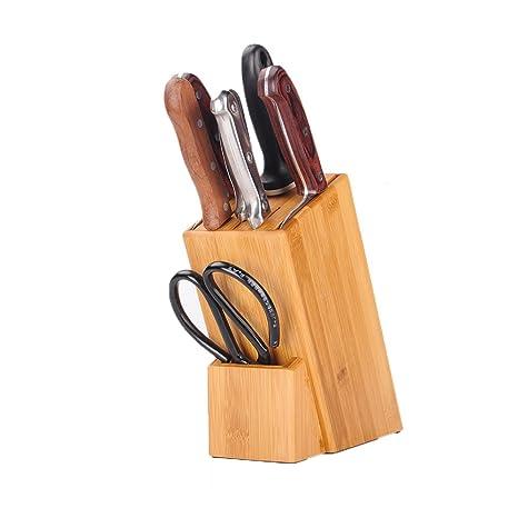 Compra knife Block Sets LDFN Bloque De Cuchillos De Cocina ...