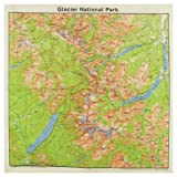 The Printed Image Glacier National Park Bandanas