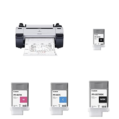 Amazon.com: Canon imagePROGRAF 670e Large Format Color ...