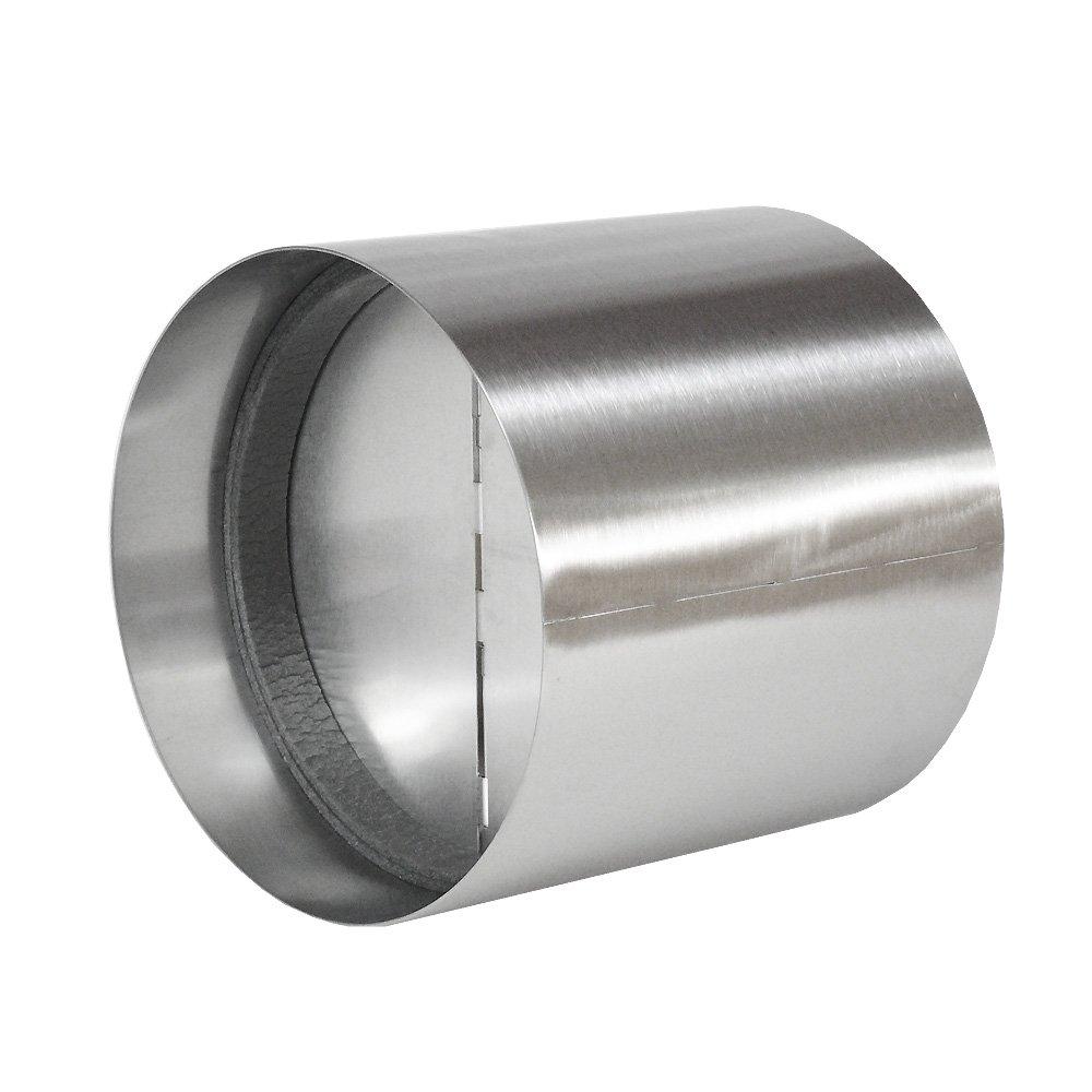 EASYTEC® Rückstauklappe aus Edelstahl Ø 150 mm Durchmesser easytec Lüftungstechnik