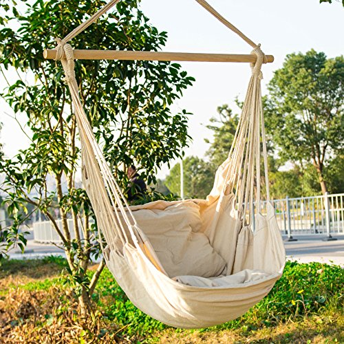 hanging porch swing everking hammock chairs hanging rope porch swing seat 10905
