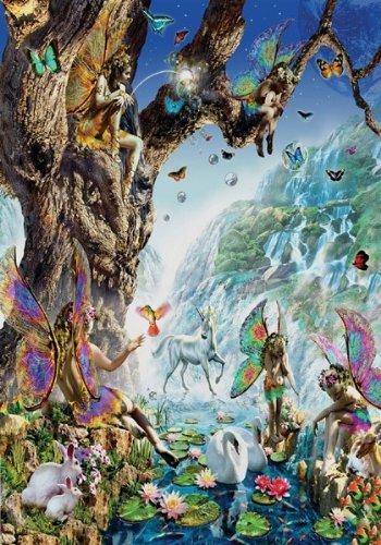 Fairy Falls Jigsaw Puzzle 1500 Piece