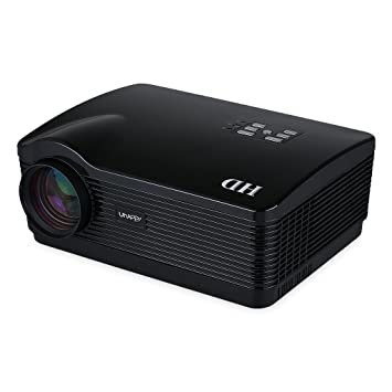 Uhappy H2 - HD Proyector Inalš¢mbrico (Android, 150W, 720P, WIFI ...