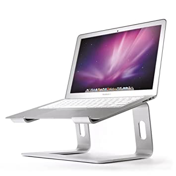 Soundance Ergonomic Laptop Stand Holder para Mac MacBook Pro / Air y All Apple Notebooks,