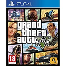 Grand Theft Auto V (PS4) (UK)