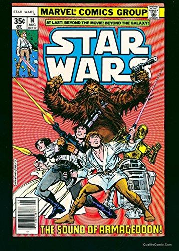 Star Wars #14 NM+ 9.6