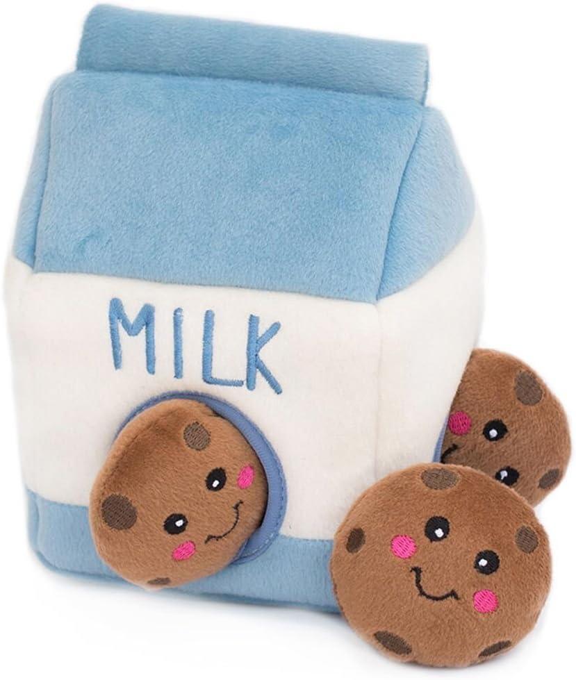 ZippyPaws ZP878 Blueberry Pancakes Squeak Toy