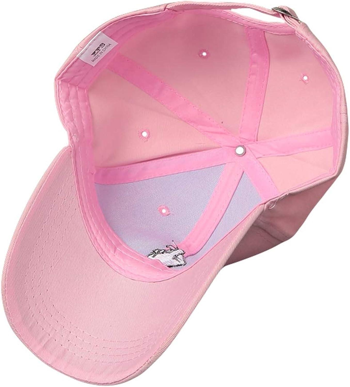 Simple Summer Women Men Baseball Caps Embroidery Pattern Dad Hat Baseball Hats Sporting Fitness Hip-Pop