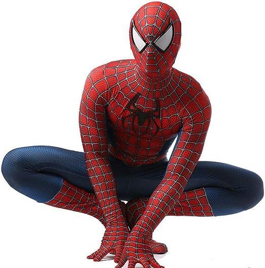 WEGCJU Mallas Viejas Y Clásicas De Toby Spiderman Cosplay Ropa ...