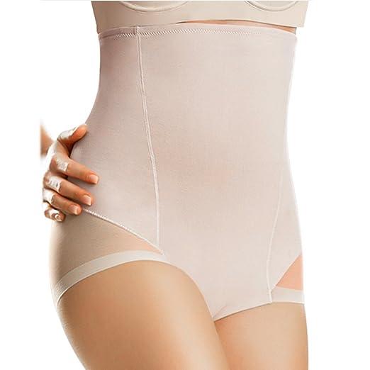 b2ebb18f0 Mukatu womens shapewear panties high waist firm tummy control seamless  slimming panties beige jpg 522x522 Firm