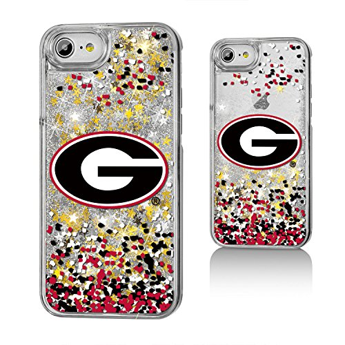 Georgia Bulldogs Table Cover (Keyscaper Georgia Bulldogs Gold Glitter Case for the iPhone 6/6S/7/8 NCAA)