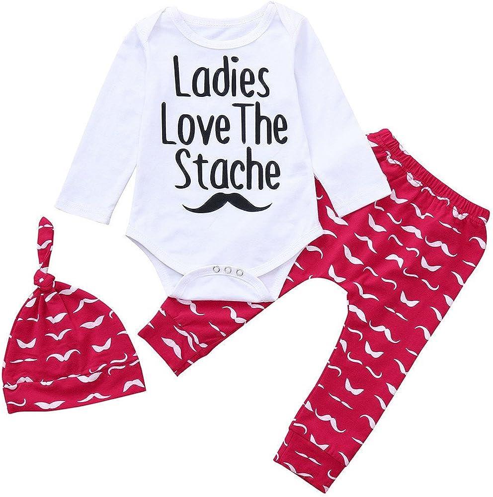 Clearance Sale Baby Clothes Set 4Pcs for 4-44 months Newborn