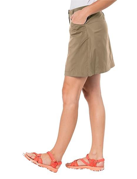 Jack Wolfskin Sonora Jupe-Short pour Femme Protection UV  Amazon.fr  Sports  et Loisirs 43f848e44cb