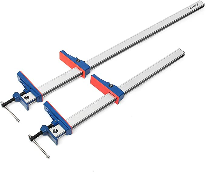 """24/"""" Bar Clamp 2 F-Clamps Professional Grade"""