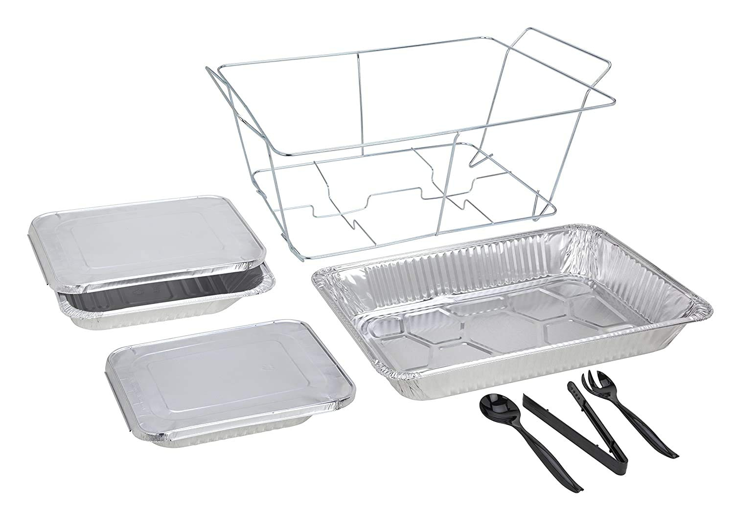 Blue Reliance REL191 Masterchef HSE 50 person All Catering Kit Aura Super Box