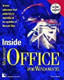 Inside Microsoft Office for Windows 95, Bruce Hallberg and Kathy Ivens, 1562054686