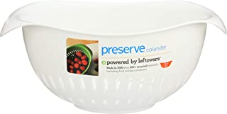 product image for Preserve, 1.5 Quart Colander White
