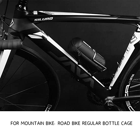 MTB Bicycle Bike Storage Bag For Cycling Repair Tool Puncture Water Bottle Cage