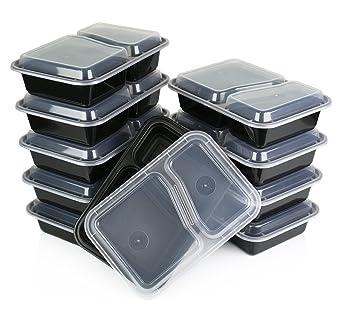 Cuadro a Go 32 oz dos compartimiento Bento almuerzo cajas ...