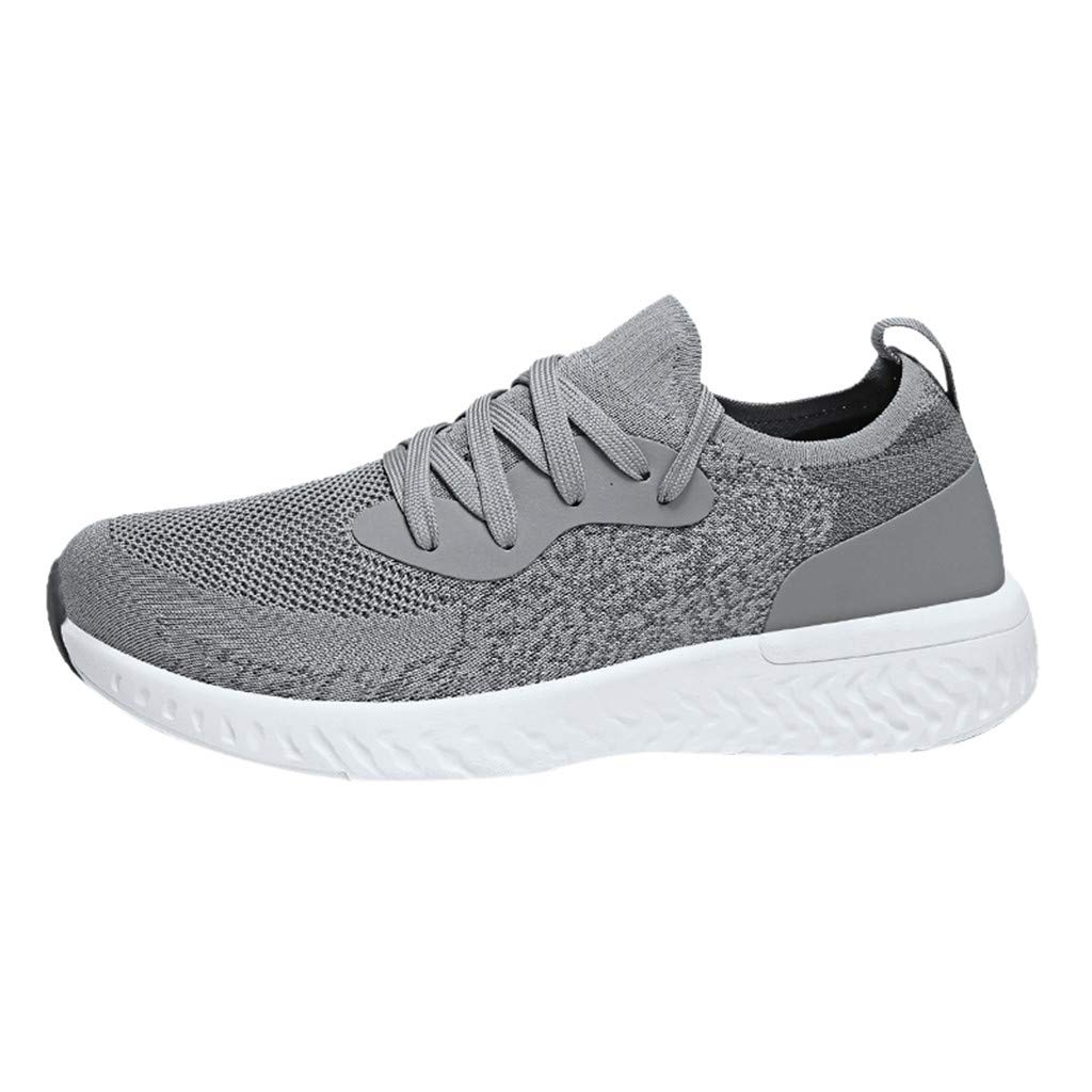 Answerl Couple Women Men Fashion Running Shoe Casual Shoes Breathable Sneakers Mesh Walking Footwear Athletic Shoes