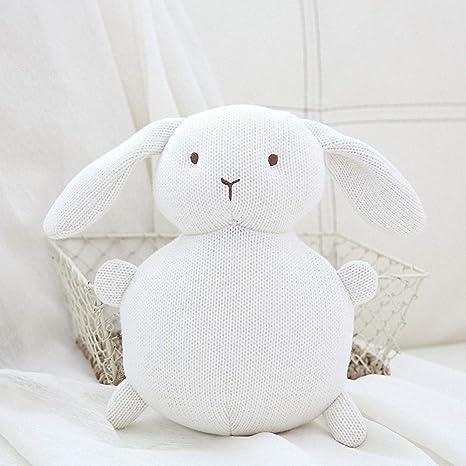 Cojín de peluche con conejo y conejos integrados, pelotas de ...