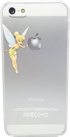 Coque Iphone 5 5S La Fée Clochette Disney Etui Housse Bumper Apple ...