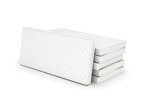 Textil Zoom colección Nursery colchones de tamaño, cuna cama colchón de espuma noches comodidad cuna